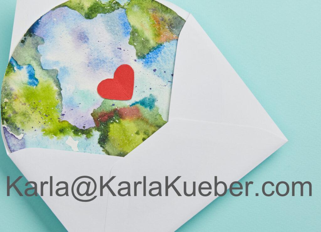 Karla at karlakueber . com